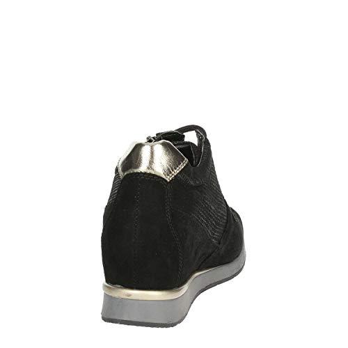 Cinzia Noir Sneakers Iv9368 Soft Femme sff 001 zrwxqrTPY