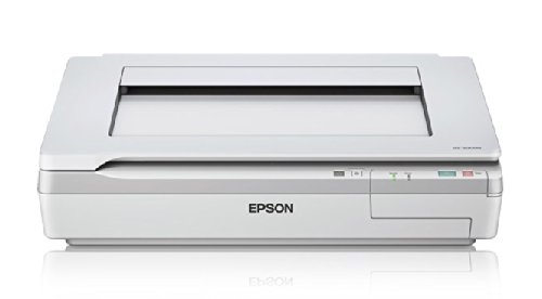 Epson DS-50000 Large-Format Document Scanner:  11.7