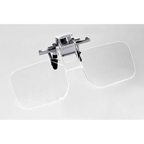Darice Bulk Buy DIY Magnifier Eye Glass Clip (3-Pack) 1172-66