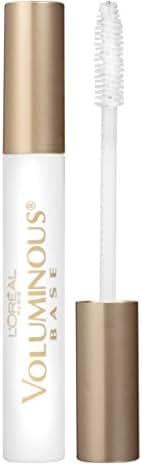 L'Oréal Paris Makeup Voluminous Lash Boosting Conditioning Primer Mascara, White Primer, 0.24 fl. oz.