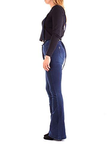 Donna Blu Pepe Jeans Cotone Patrizia 8j0724a1hiac147 A87qE7