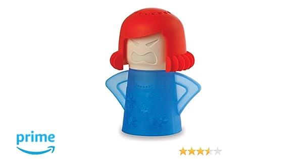 Angry Madre limpiador de microondas: Amazon.es
