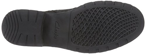 Orinoco Mainline Boots Clarks Spice Womens Black Leather SxzwZqgwpn