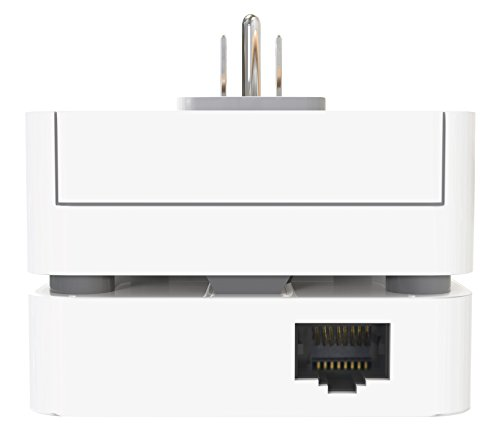 Extollo Una - Mesh WiFi System and Extender with Powerline Backhaul for Whole Home Seamless Roaming (Single Unit) by Extollo Communications (Image #3)