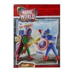 Marvel World Figuras