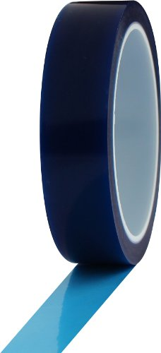 ProTapes Nitto SPV224 PVC Vinyl Surface Protection Specialty Tape, 3 mil Thick, 100' Length x 4