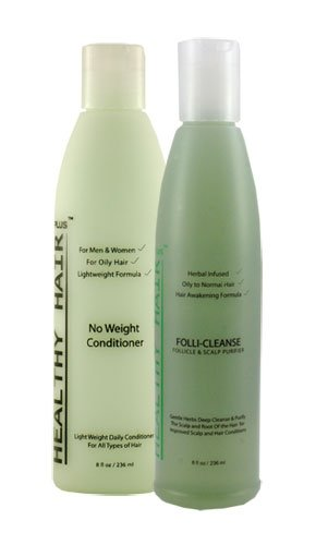Healthy Hair Plus conditioner Follicle product image