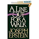 A Line Out for a Walk: Familiar Essays