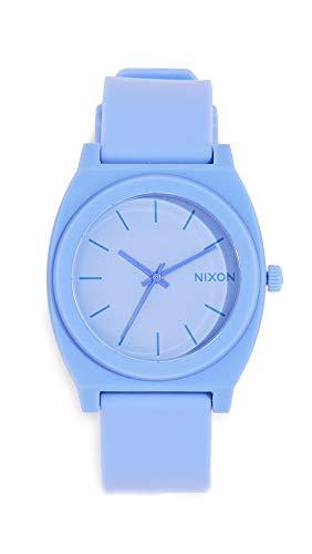 Nixon Women's Time Teller Watch, Matte Perriwinkle, Blue, One Size from NIXON