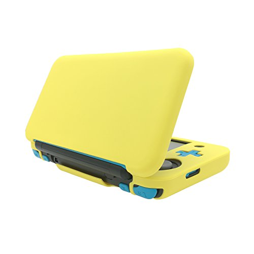 FastSnail Silicon Case for New Nintendo 2DS XL/LL, Protective Cover Skins for New Nintendo 2DS XL/LL (New Silicone Skin Case)