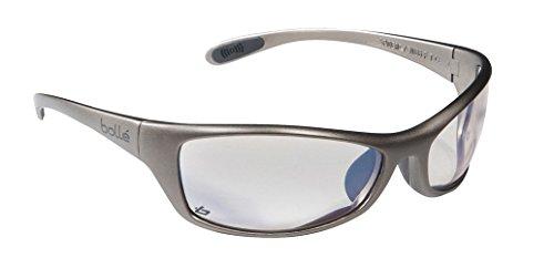Bollé Safety 253-SR-40068 Safety Spider Eyewear with Dark G