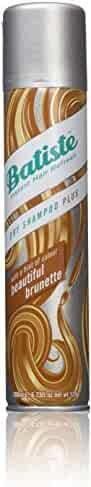 Batiste Dry Shampoo, Beautiful Brunette, 6.73 Ounce (Packaging May Vary)