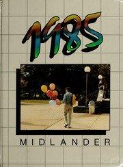 (Reprint) Yearbook: 1985 Middle Tennessee State University Midlander Yearbook Murfreesboro - Stores Murfreesboro Tn