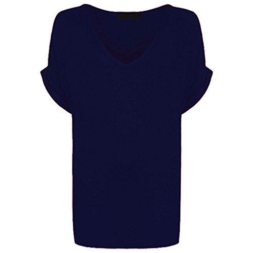 T Donna Navy 1st Fashion shirt R51qPU