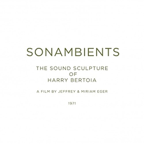 Sound Sculptures - Sound Sculpture of Harry Bertoia