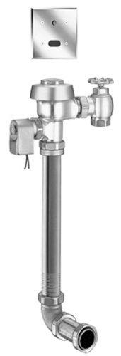 Sloan Valve 152ESS Royal Optima Concealed Sensor Activated 3.5 GPF Water Closet Flushometer for Wall Hung Back Spud Bowls, Chrome