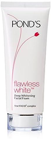Pond's Flawless White Deep Whitening Facial Foam 100 (Whites Detergente)