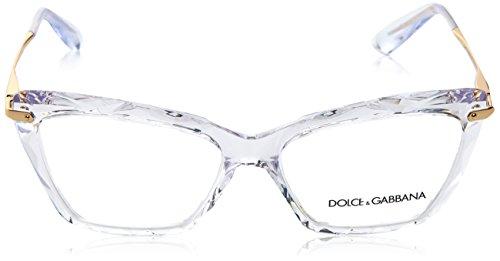 c6da2f041f Dolce Gabbana DG5025 Eyeglass Frames 3133-53 - Crystal DG5025-3133 ...
