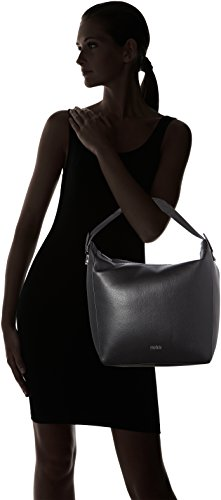 Hobo x Black cm 15x34x30 HUGO Satchel T Mayfair B Women��s H Sq75gafaw