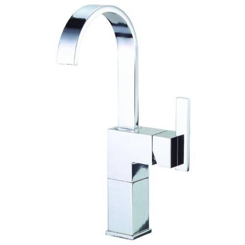 Danze D201144 Sirius Single Handle Vessel Filler Lavatory Faucet, Chrome - Sirius Sink Faucet