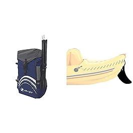 SEVYLOR Sac à dos Universel QuickPack pour Ranger Kayak Gonflable, Pagaies et Accessoires & Dérive pour Kayak Gonflable