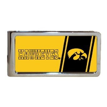 NCAA Iowa Hawkeyes Series5 Money Clip ()