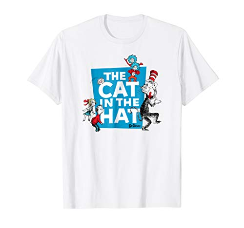 Dr. Seuss The Cat in the Hat Characters