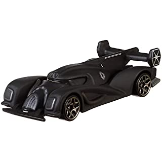 Hot Wheels Star Wars Tie Fighter Pilot Vehicle