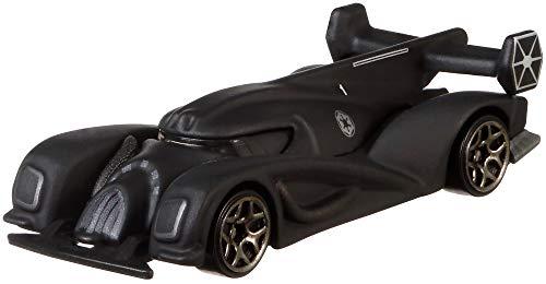 Hot Wheels Star Wars Tie Fighter Pilot Vehicle