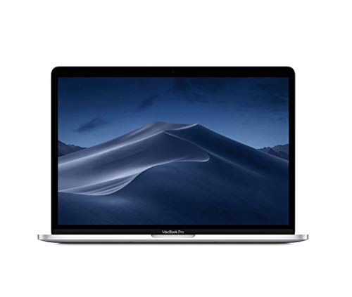 "Apple MacBook Pro 13"" Display with Touch Bar Intel Core i5 8GB Memory 512GB SSD(Latest Model) Silver MR9V2LL/A"