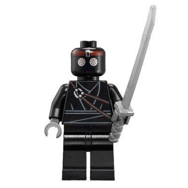 LEGO TMNT - Footsoldier with Sword Minifigure - Teenage ...