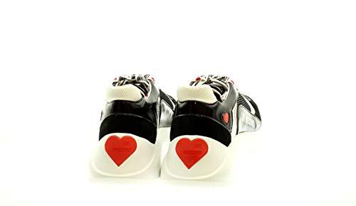 Ja15296g07 Femme Love Sneakers Love Sneakers Ja15296g07 Moschino Moschino 8mwvNn0