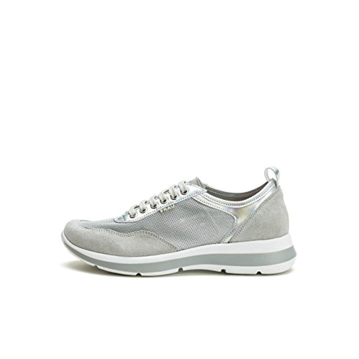 Frau 42s4 Grigio Scarpa Donna Sneaker