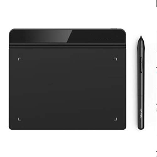 BABIFIS Star G640 Graphic Tablet Digital Tablet Drawing for OSU and Drawing 8192 Levels Pressure 266RPS