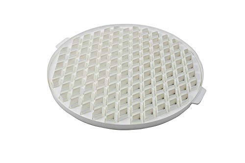 (Lattice pie-top Dough Cutter - 2 Pc. Set - 11-1/2