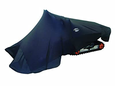 Dowco 03487 Guardian Black Tri-Layer Snowmobile Cover