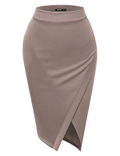 Sparkle Chiffon Skirt - 1