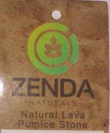 Natural Earth Lava Pumice Stone for Foot Callus by Zenda Naturals  Premium Callus Remover for Feet and Hands  Pedicure Tools Exfoliation to Remove Dead Skin  Natural Foot File