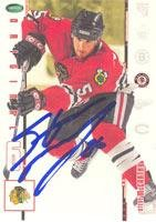 Card Original 6 Autographed - Steve McCarthy Chicago Blackhawks 2003 In The Game Original 6 Autographed Card. This item comes with a certificate of authenticity from Autograph-Sports. Autographed