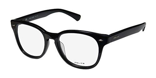 Police Eyeglasses V1739 V/1739 0700 Black Full Rim Optical Frame - Police Optical Glasses