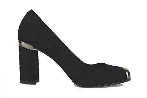 Woman 5 US 38 Shoes Suede 5 EU THE Pumps Black 8 Black SELLER qpZRpnt0