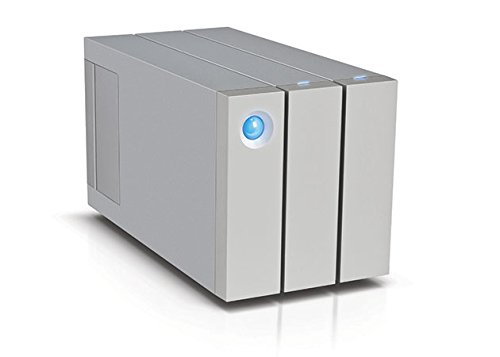 LaCie STEY16000100 2Big RAID Thunderbolt 2 16TB 7200RPM External Hard Drive