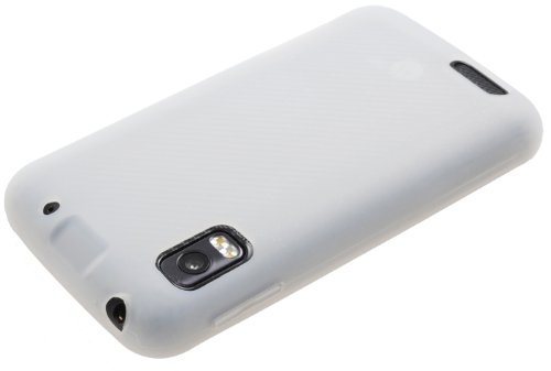 Silikonschutzhülle, Hülle, Silikontasche, Case für Motorola ATRIX 4G …::: TRANSPARENT :::…