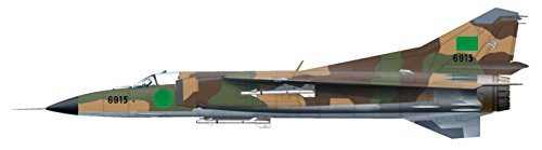 Hobby Master 5302 MIG-23MS Flogger 6915 Libyan Air Force 1980s 1/72 Scale Model - Hobby Master Diecast Models