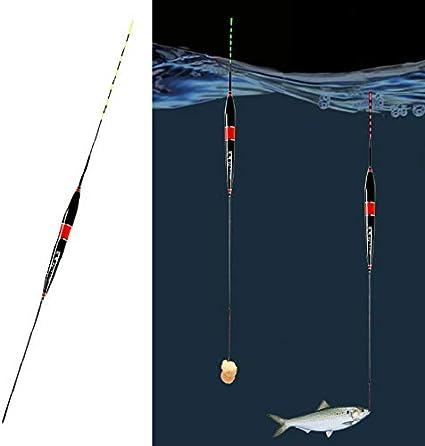Night Smart Fishing Float Automatische Fish Bite Luminous Abzugshaken Boje Bobbe
