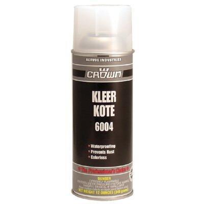 Crown 6004 Kleer Kote - 15 oz Aerosol, Clear