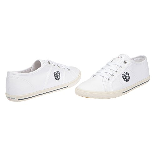 U.S. POLO Sneaker Femme Chaussures avec lacets - mod. RUMBA4187S7-C1