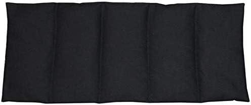 Kirschkernkissen 50x20cm ORANGE ; W/ärme K/ältetherapie ; K/örnerkissen