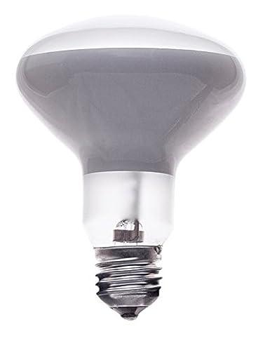 Laes 983630 Bombilla Reflectora Eco E27, 105 W, Gris 125 x 180 mm: Amazon.es: Iluminación