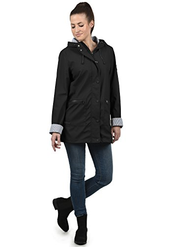 Impermeable para Desires Becky Mujer 9000 Black UHqw6q